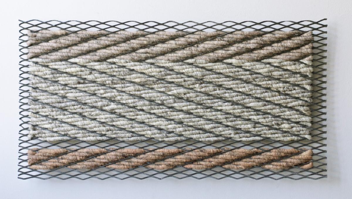 Akustikplatte aus Wolle